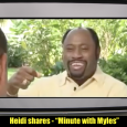 Minute with Myles