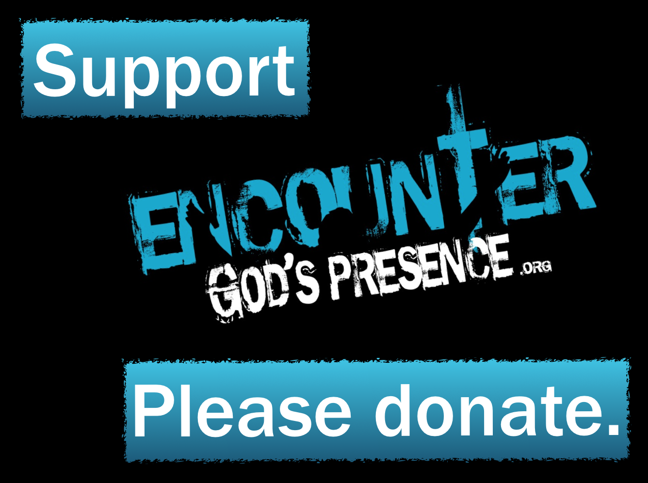 Donate & support Encounter